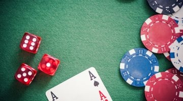 Different types of casino games you can find online!