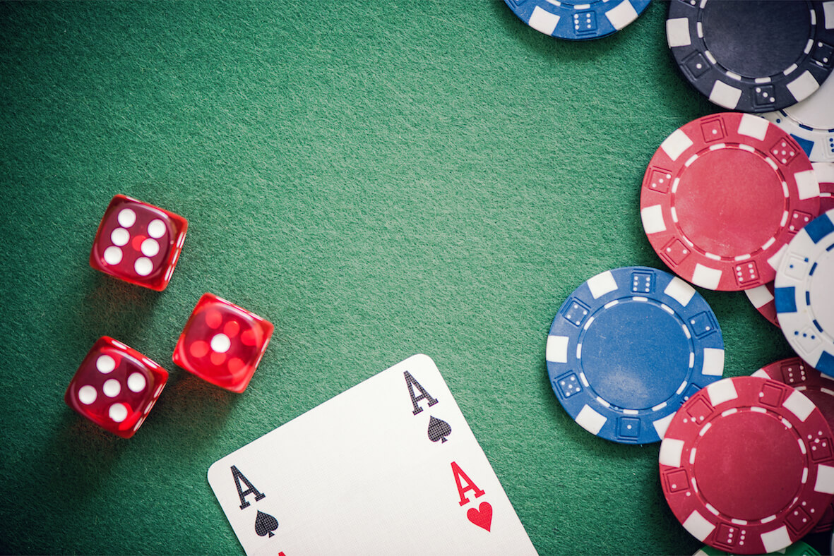 different kinds of casino games online